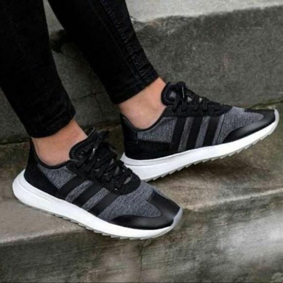 adidas flb w black